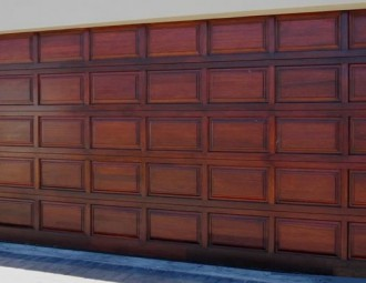 Double Meranti Sectional (Blocks 40 panels)  sc 1 st  Sa Garage Doors & Meranti Sectional Garage Doors | SA Garage Doors