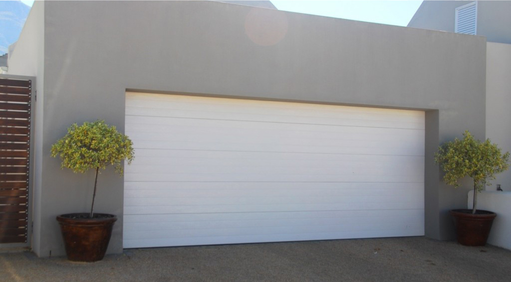 homes project overhead garage pacesetter door